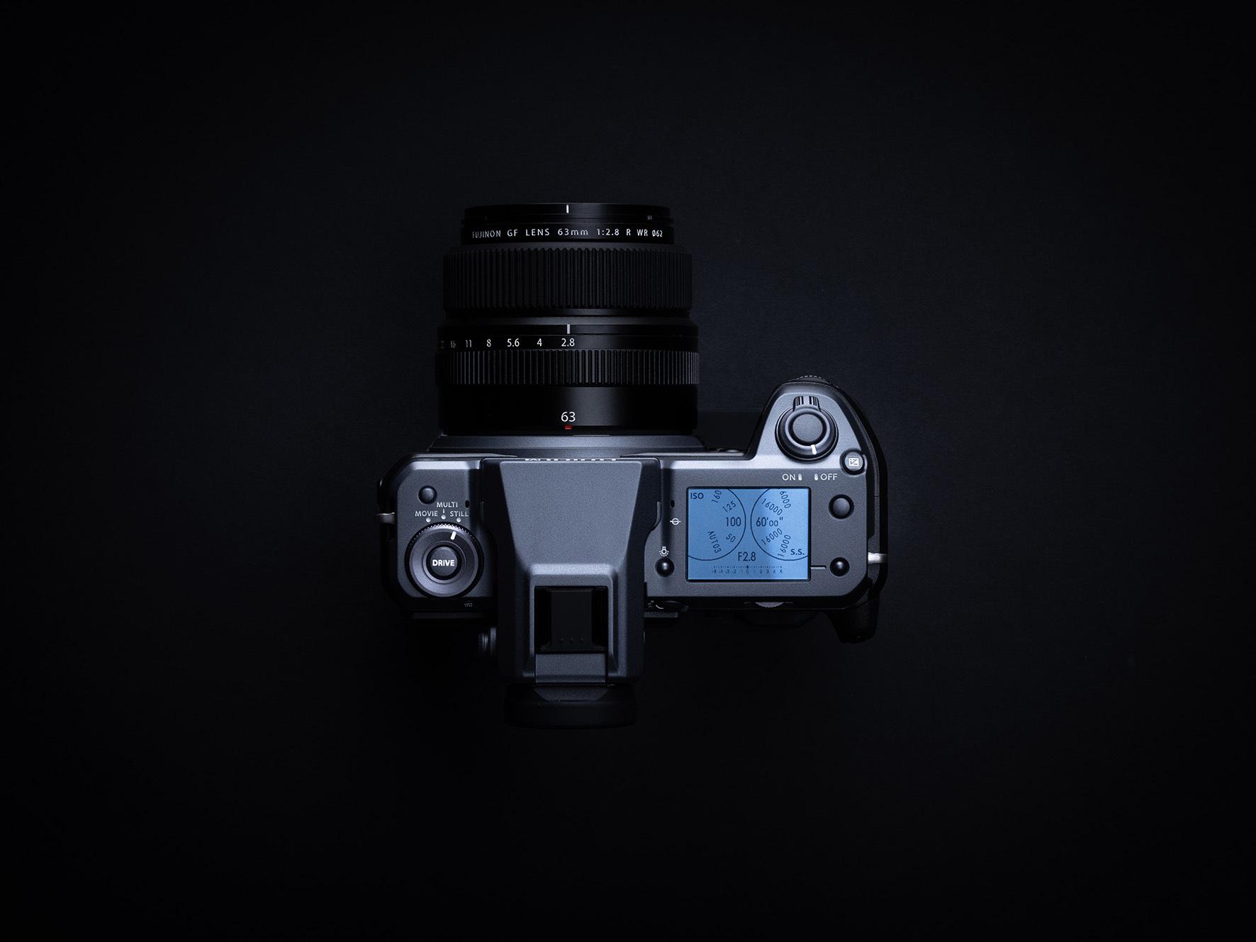 Die Fujifilm GFX100 (c) Fujifilm