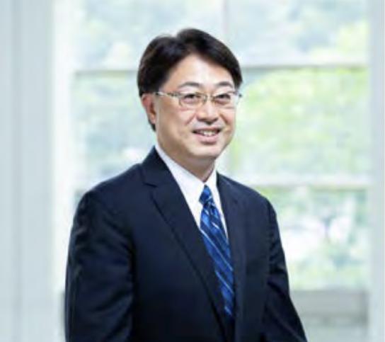 Shigemi Sugimoto leitet die Imaging Business Unit bei Olympus.