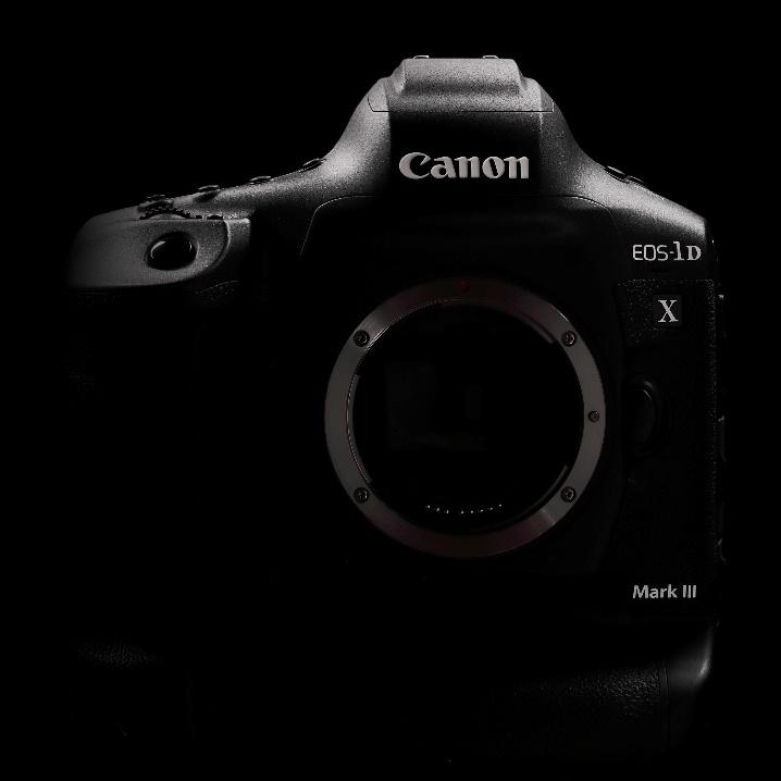 Das erste von Canon veröffentlichte Foto der EOS-1D X Mark III.