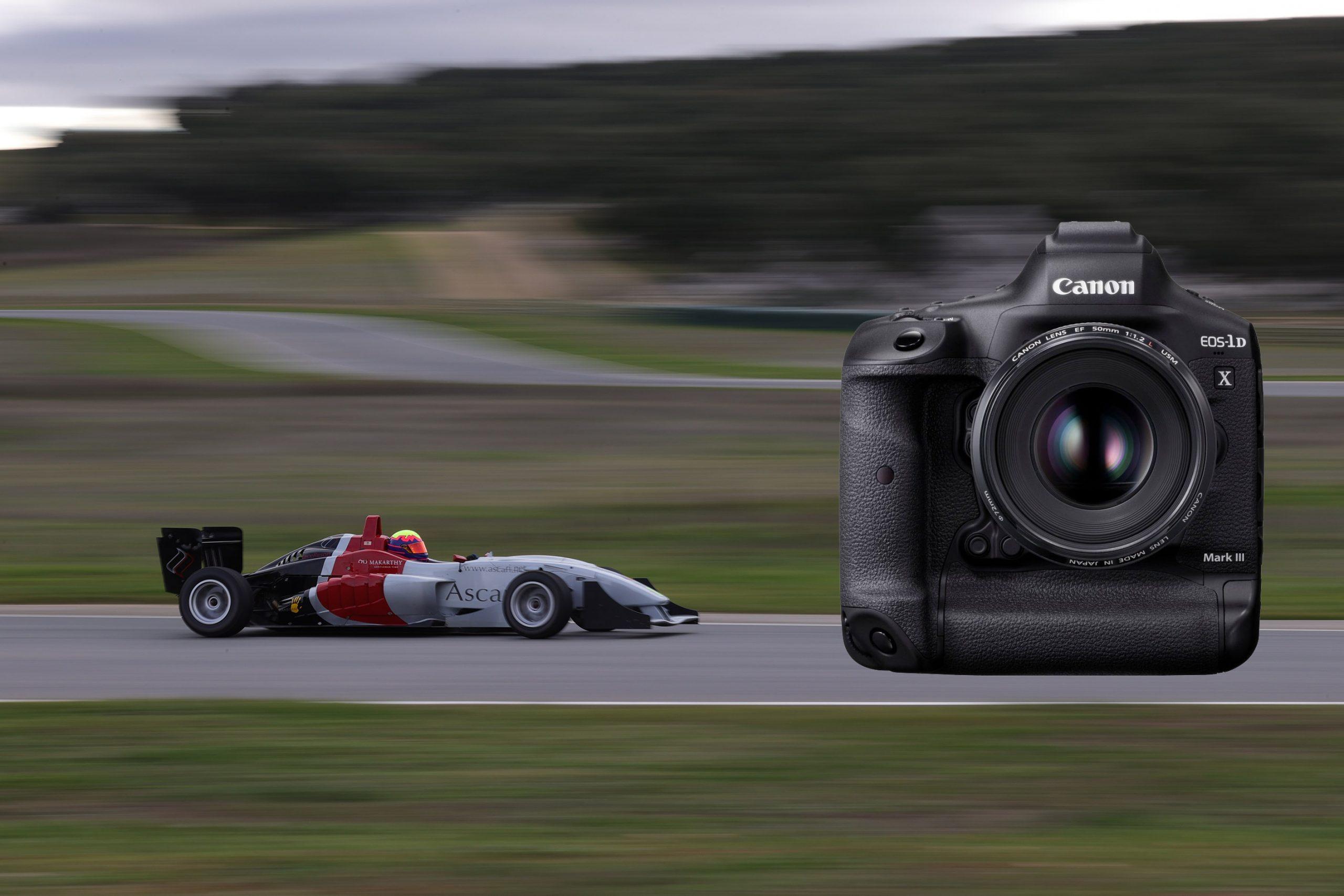 Ein schneller Autofokus und eine hoher Serienbildgeschwindigket machen die Canon EOS-1D X Mark III zu einer hervorragenden Kamera für Sport-, Action- und Tierfotografen.