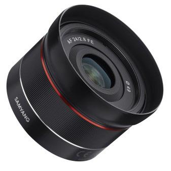 Für das Samyang AF 24mm F2,8 FE gibt es jetzt die Firmware-Version 5.