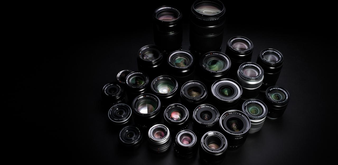 Fujifilm wird das Objektivangebot weiter ausbauen.