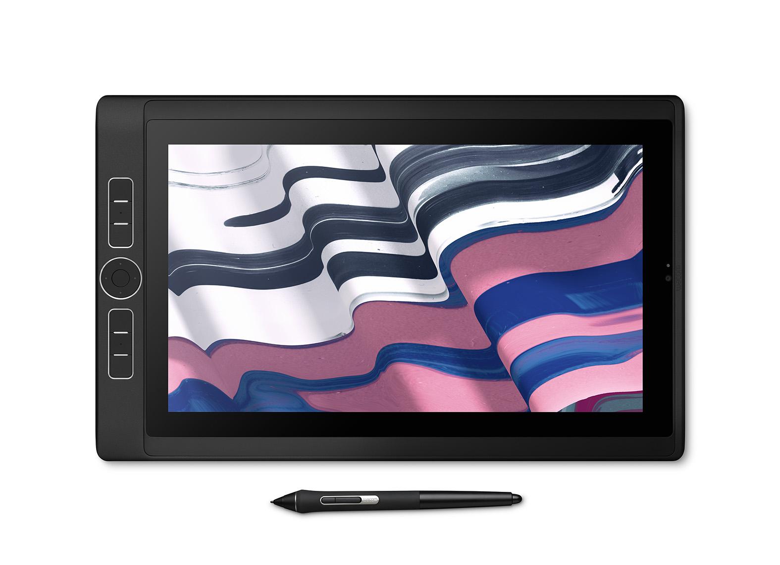 Das neue Wacom MobileStudio Pro 13 ist leiner, Leichter und tragbarer als sein 16 Zoll großer Bruder.