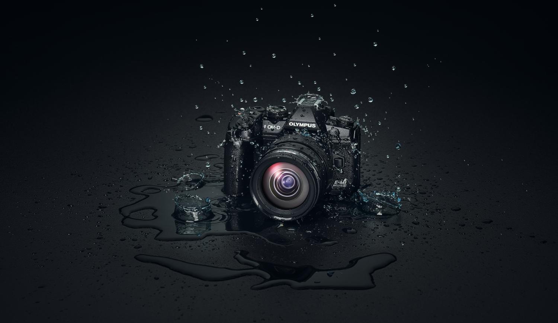 Die OM-D E-M1 Mark III ist staub- und spritzwassergeschützt sowie frostsicher. Die Kamera wird ab Ende Februar für 1.799 Euro in den Handel kommen.