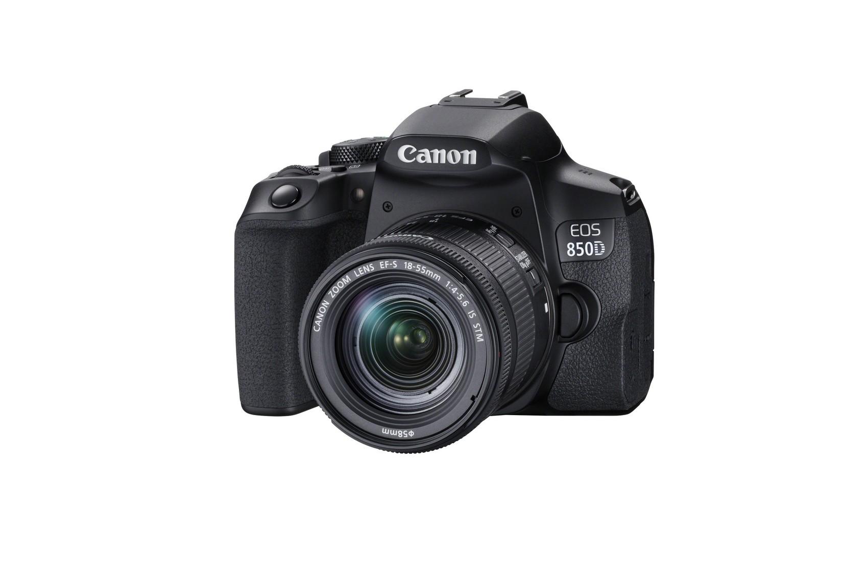 Die Canon EOS 850D bietet ein AF-System mit 45-Feldern sowie mit Augenerkennung (und Nachführung).