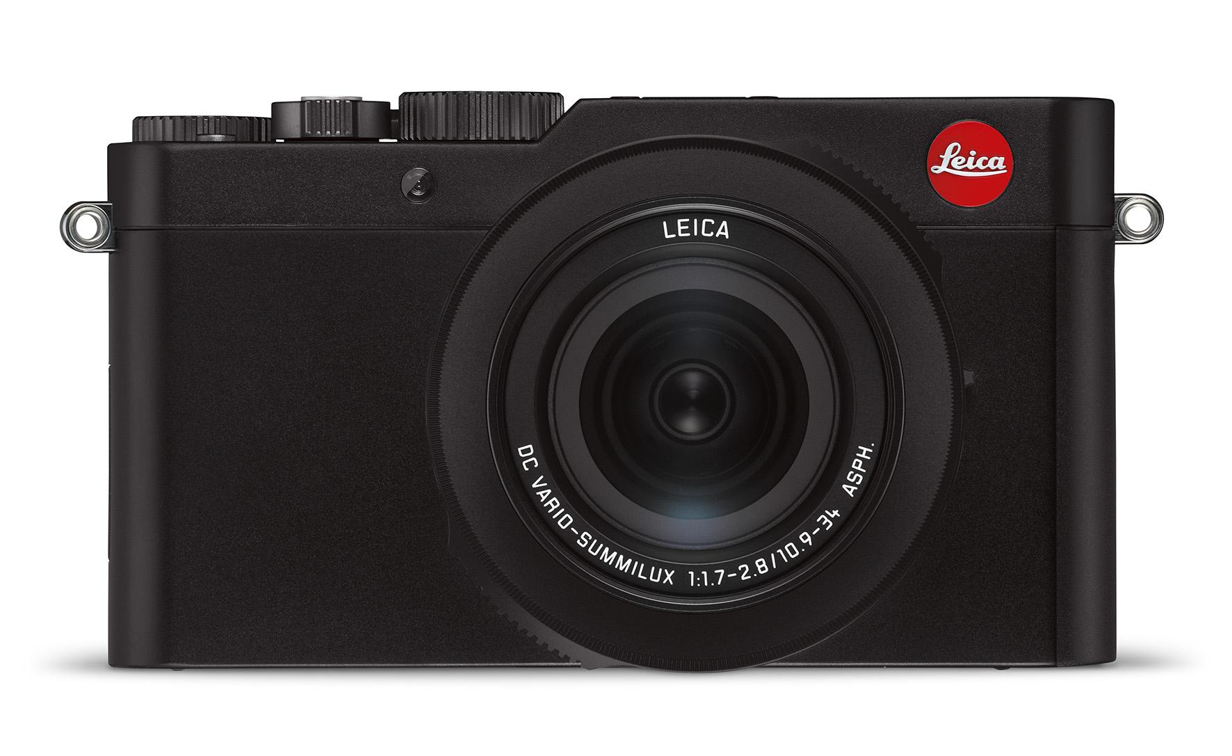 Schwarz ist die neue Farbvariante der Leica D-Lux 7.