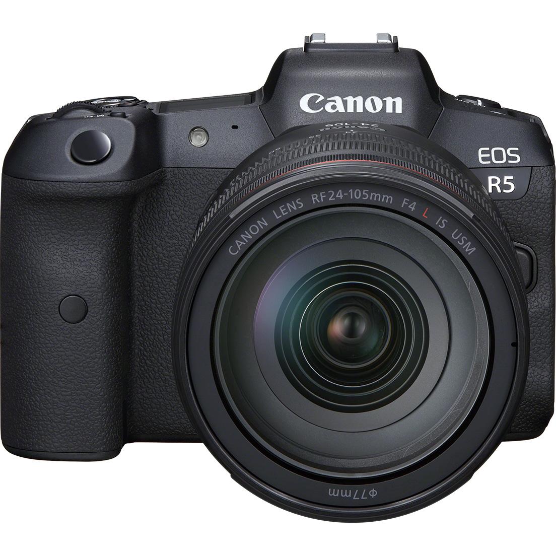 Erstmal hat Canon mit der EOS R5 und der EOS R6 Kameras der EOS-Serie mit einer kamerainternen Fünf-Achsen-Bildstabilisierung (In-Body Image Stabilisation, IBIS) ausgestattet.