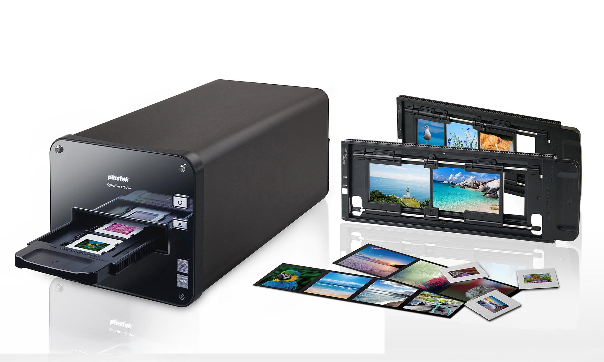 Mit dem Plustek OpticFilm 120 Pro kann man Filmschätze in neuer, digitaler Qualität erleben.