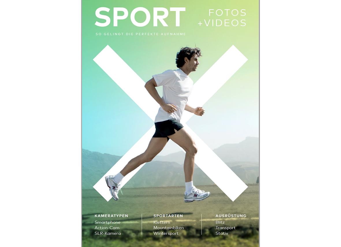 Sport Fotos+Videos: Ein kostenloser E-Book-Ratgeber zum Thema Sportfotografie und -Videografie.