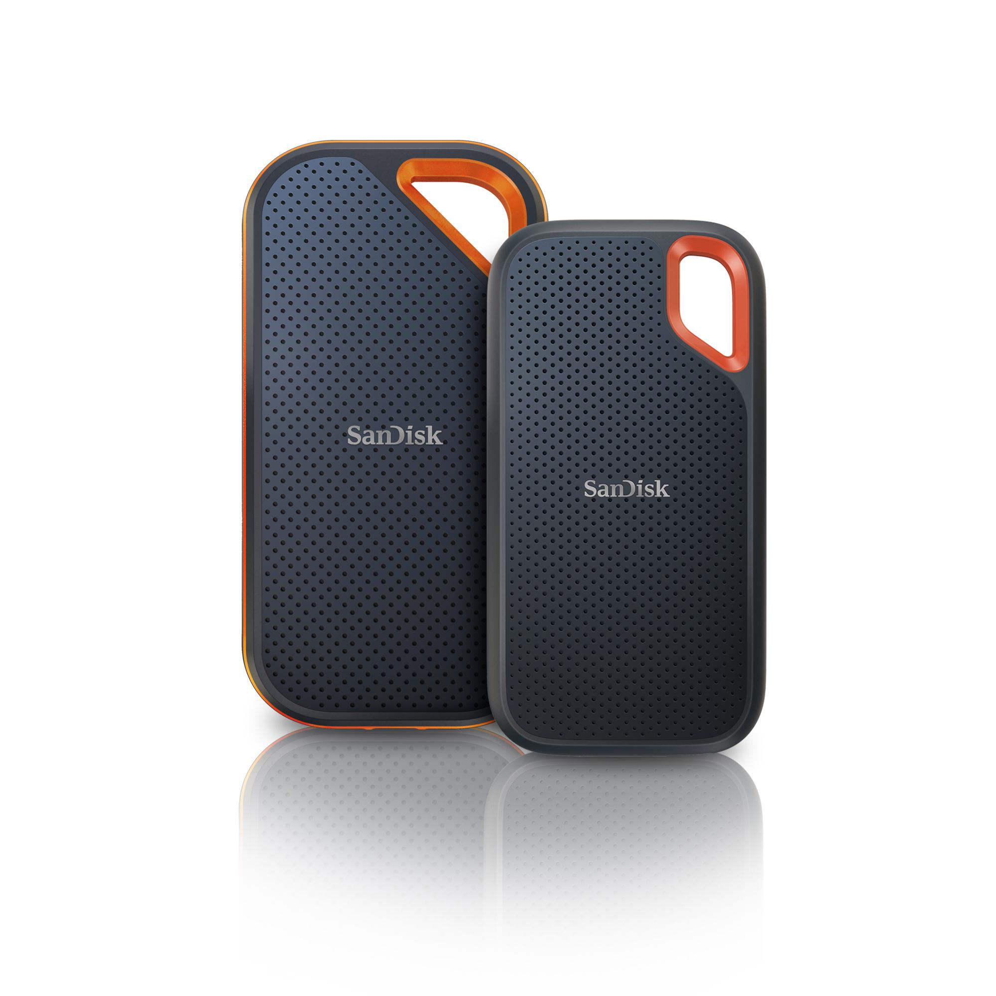 SanDisk Extreme Pro Portable und SanDisk Extreme Portable