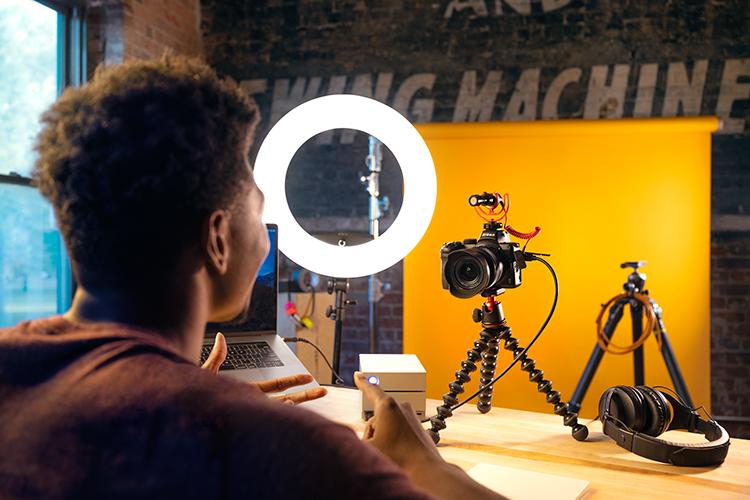 Eine neue Nikon Software macht Nikon-Kameras zu hochwertigen Webcams. (c) Nikon