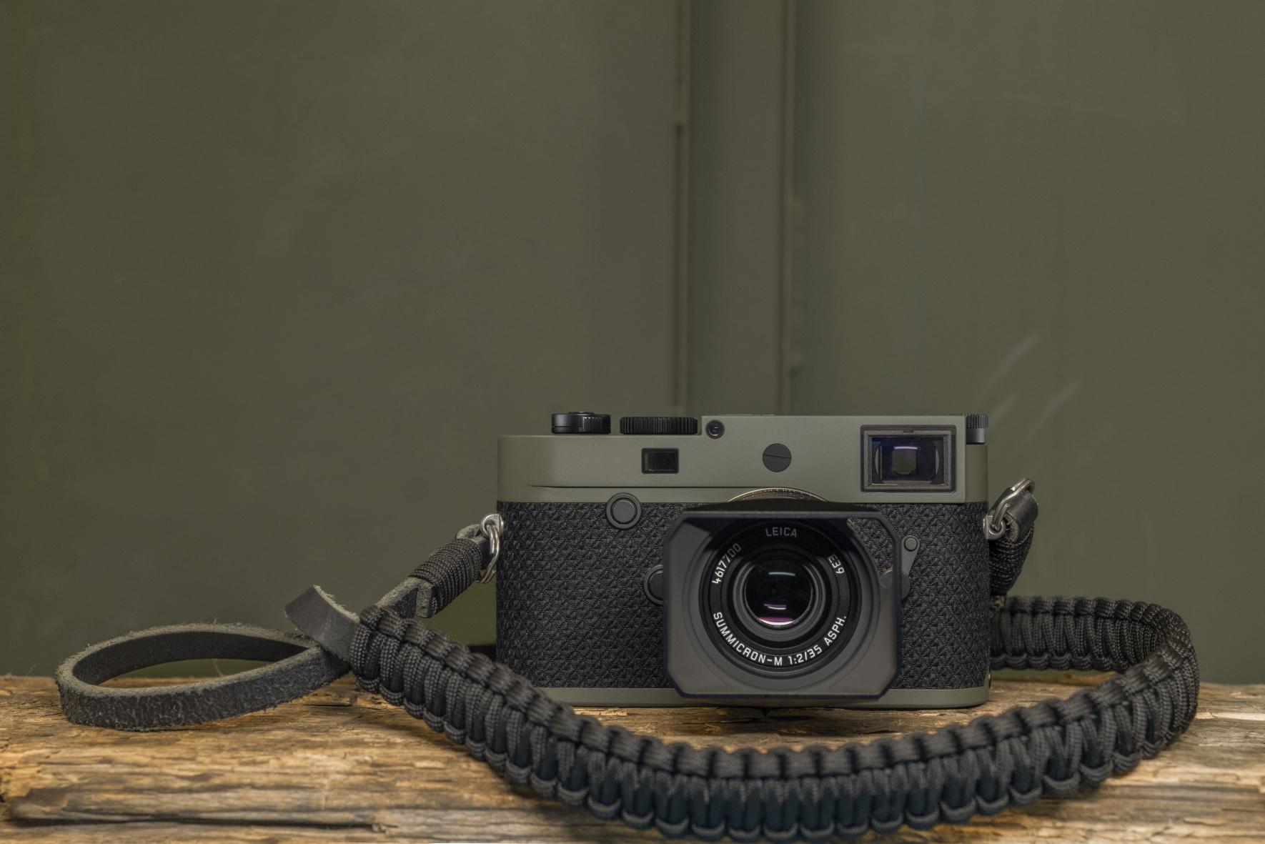 "Die robuste Leica M10-P ""Reporter"" (c) Leica Camera AG"