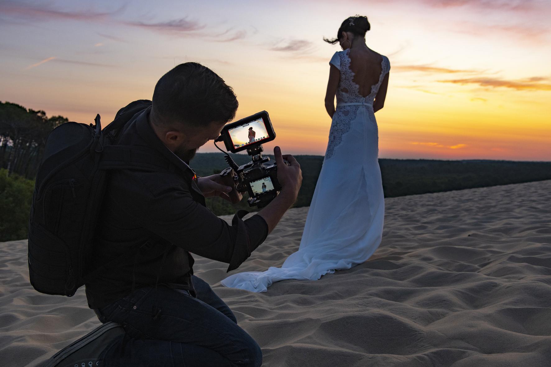 Das neue Z 6II Essential Movie Kit enthält alle wichtigen Werkzeuge zum Aufnehmen von Videos in Profi-Qualität. (c) Nikon