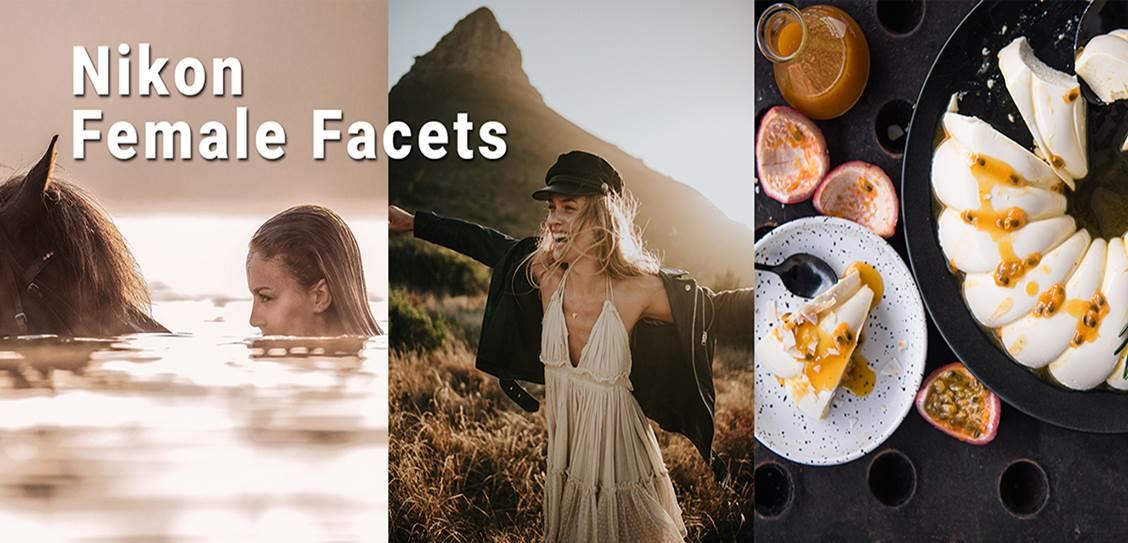 """Anlässlich des Weltfrauentags am 8. März 2021 startet Nikon das Projekt """"Female Facets"""" plus Fotowettbewerb. (c) Nikon"""