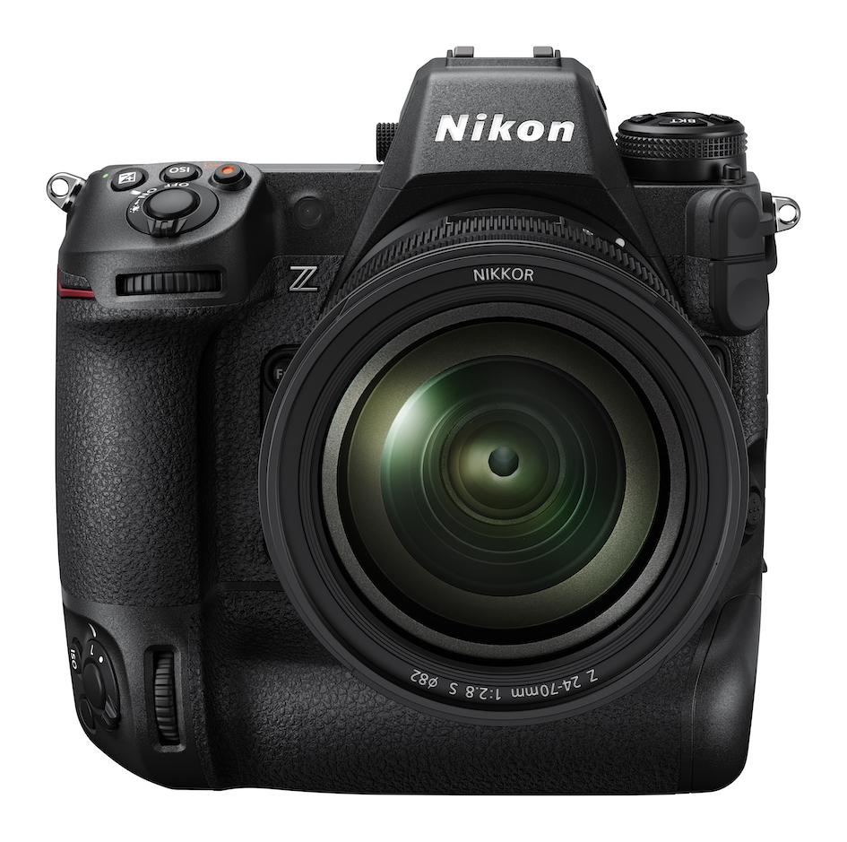 Viel ist noch nicht über die Z 9 bekannt, außer dass Nikon an dieser Flaggschiffkamera arbeitet und sie noch dieses Jahr auf den Markt kommen soll. (c) Nikon