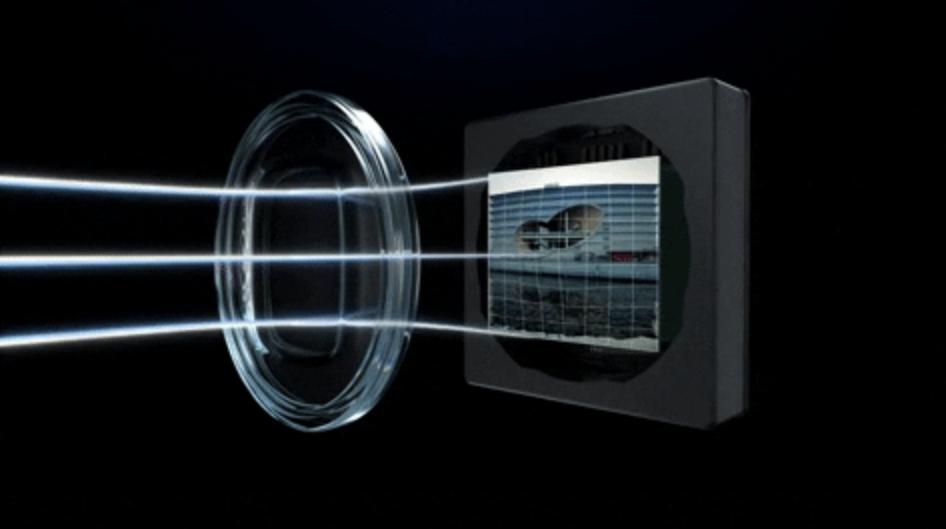 OnePlus arbeitet an einer bionischen Linse, die in kommenden Geräten verbaut werden soll und einen sehr schnellen Autofokus in der Frontkamera ermöglicht. (c) OnePlus