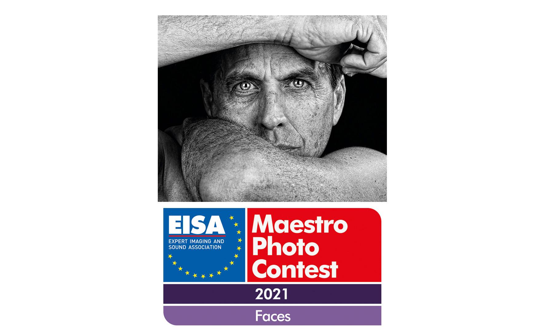 Wir suchen den nächsten EISA Maestro! Portraitfoto (c) Shutterstock / EISA-Maestro-Logo: (c) EISA