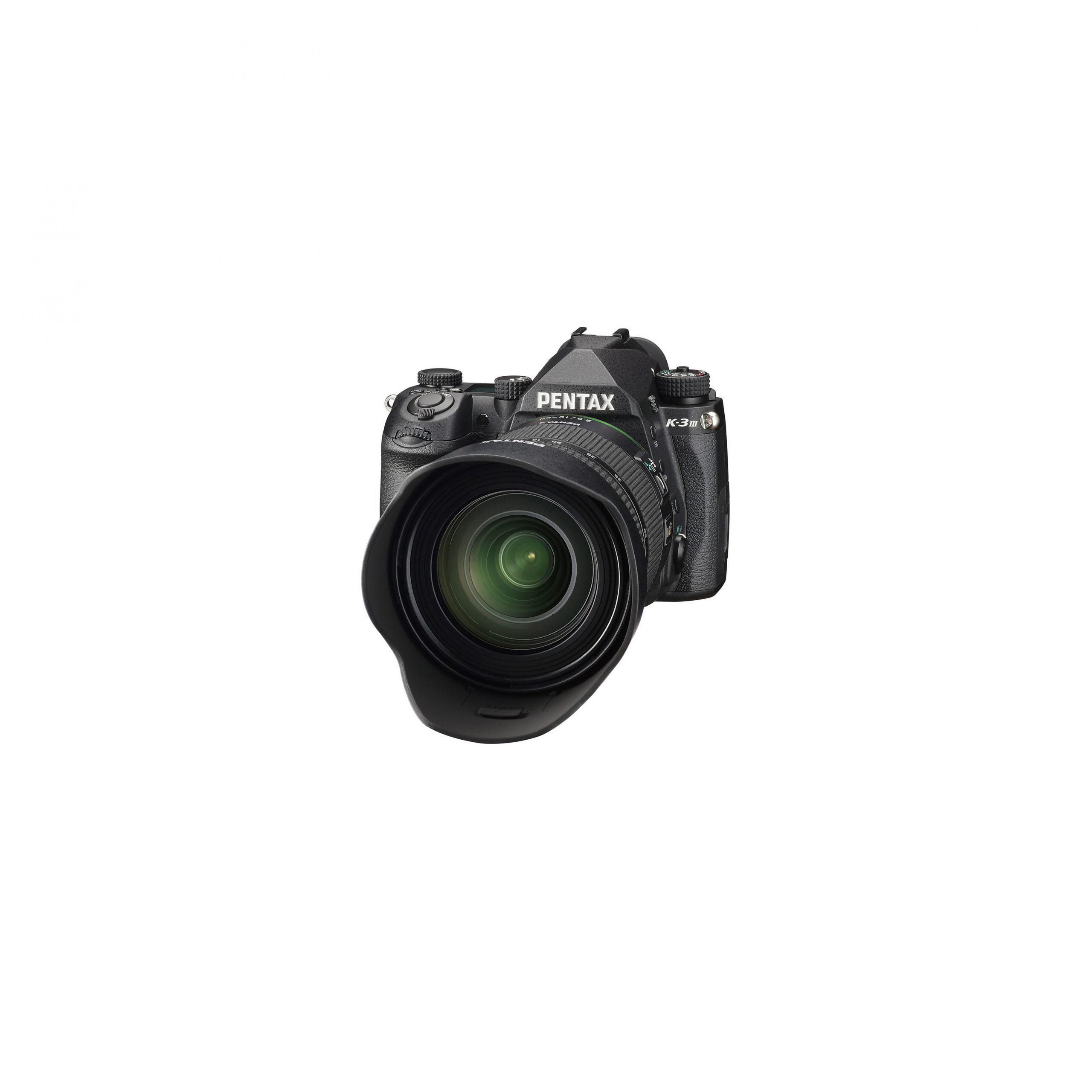 Die Pentax K-3 Mark III ist das neue Spitzenmodell der APS-C-Serie dieses Kameraherstellers. (c) RICOH IMAGING