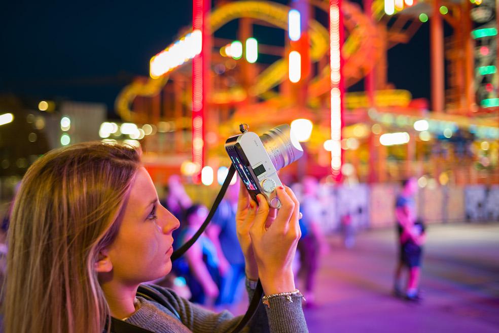 Leidenschaft Fotografie: Die Kurse der Leica Academy vermitteln Fotowissen und geben viele Tipps. (c) Christian Chladek
