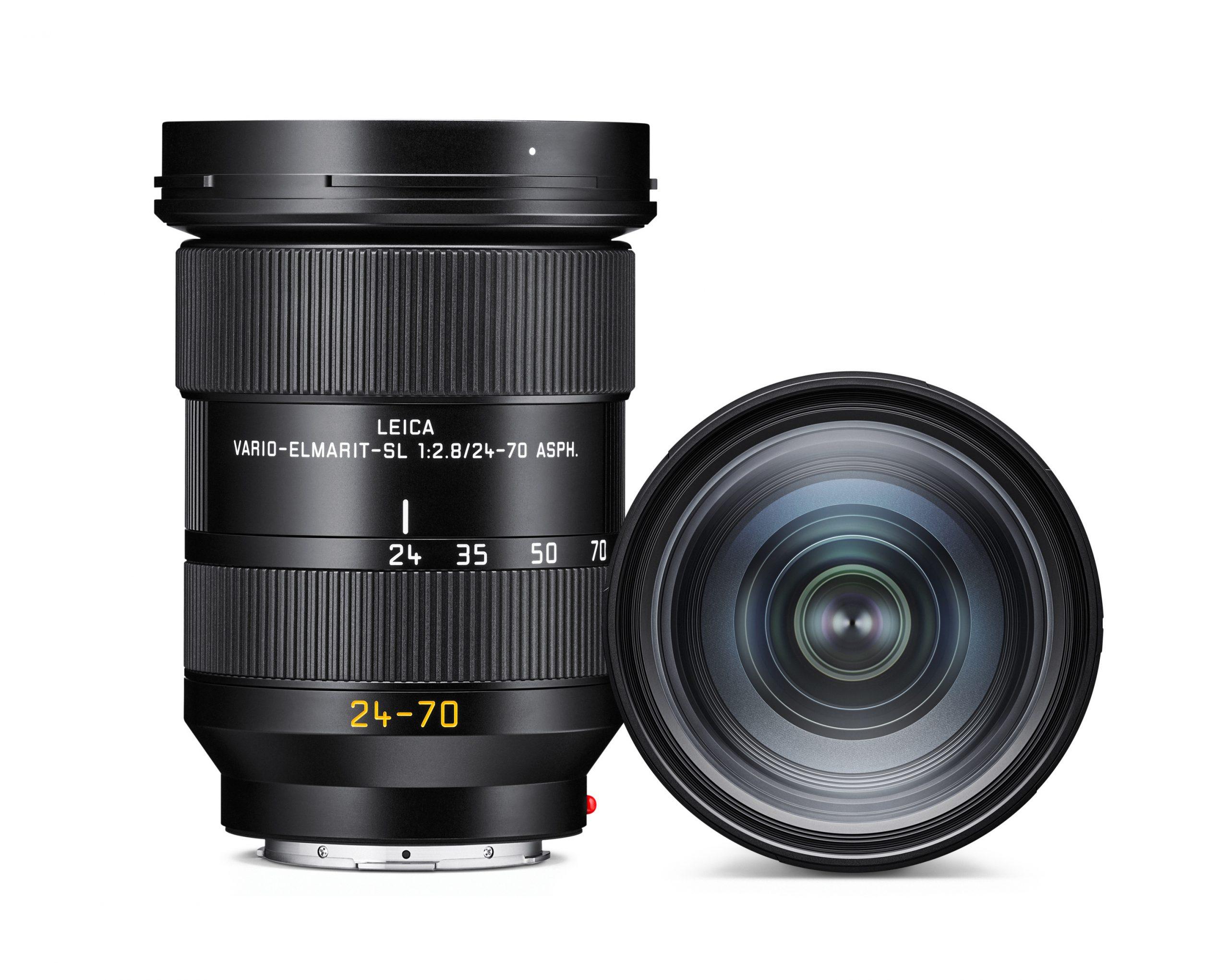 Das Leica Vario-Elmarit-SL 1:2.8/24–70 ASPH.(c) Leica Camera AG