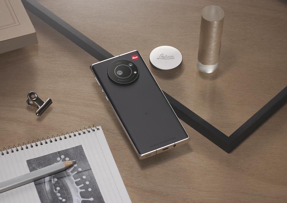 Exklusiv für den japanischen Markt: Leitz Phone 1 (c) Leica Camera AG